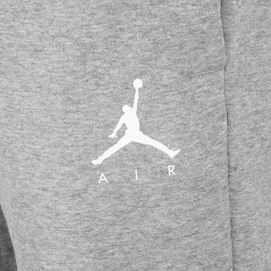 Jordan Jumpman Trainingshose Herren, grau / weiß, zoom bei OUTFITTER Online