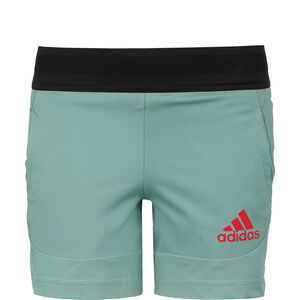 .RDY Trainingsshorts Kinder, mint / schwarz, zoom bei OUTFITTER Online