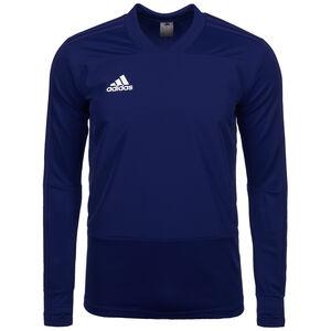 Condivo 18 Player Focus Trainingsshirt Herren, dunkelblau / weiß, zoom bei OUTFITTER Online