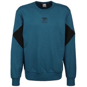 Rebel Crew Small Logo Sweatshirt Herren, blau, zoom bei OUTFITTER Online