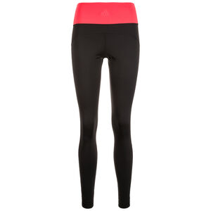 Believe This High-Rise Iteration Trainingstight Damen, schwarz / rot, zoom bei OUTFITTER Online