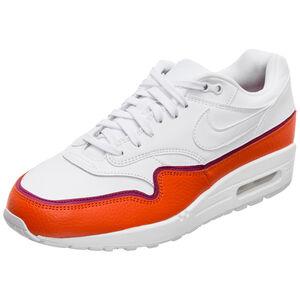 Air Max 1 SE Sneaker Damen, weiß / orange, zoom bei OUTFITTER Online