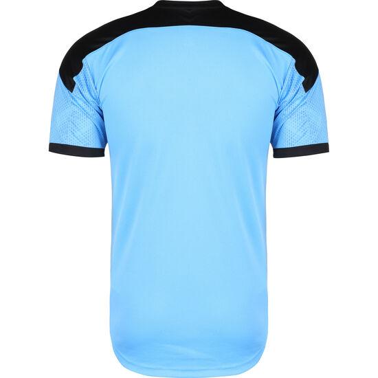 ftblNXT Graphic Trainingsshirt Herren, blau / schwarz, zoom bei OUTFITTER Online