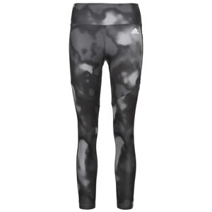 Designed to Move Allover Print 7/8 Trainingstight Damen, grau / weiß, zoom bei OUTFITTER Online