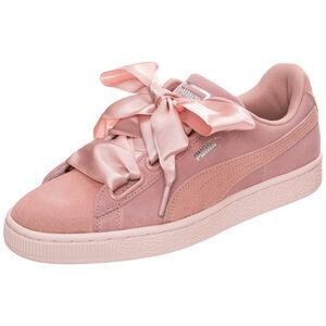Suede Heart Pebble Sneaker Damen, Pink, zoom bei OUTFITTER Online