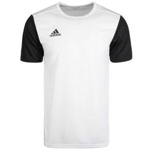 Estro 19 Fußballtrikot Herren, weiß / schwarz, zoom bei OUTFITTER Online
