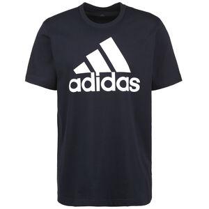 Essentials Big Logo T-Shirt Herren, blau / weiß, zoom bei OUTFITTER Online