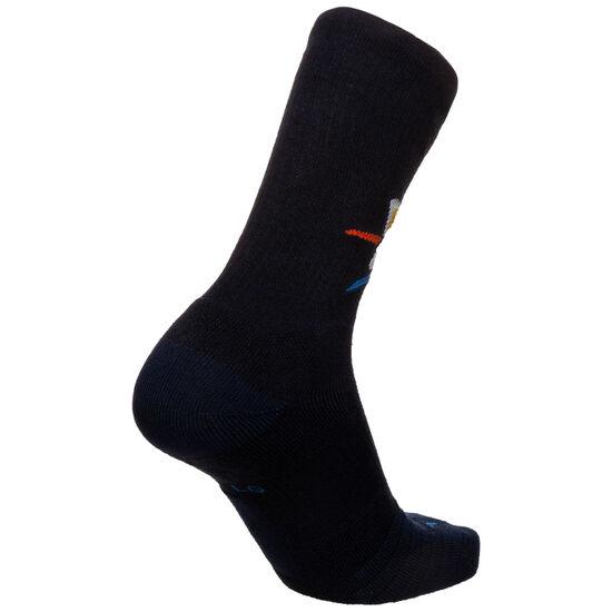 NBA Oklahoma City Thunder Elite Crew Socken, blau / rot, zoom bei OUTFITTER Online