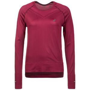 Seamless Laufshirt Damen, Rot, zoom bei OUTFITTER Online