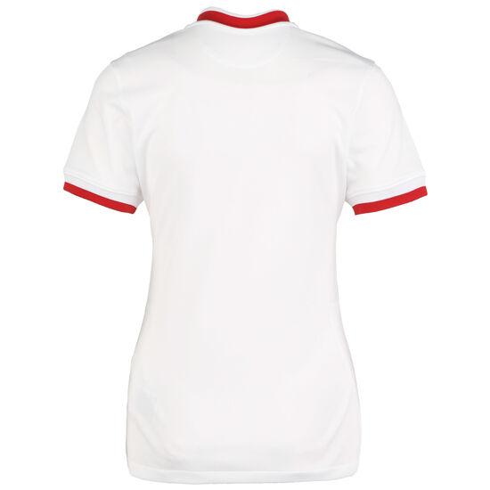 Polen Trikot Home Stadium EM 2021 Damen, weiß / rot, zoom bei OUTFITTER Online