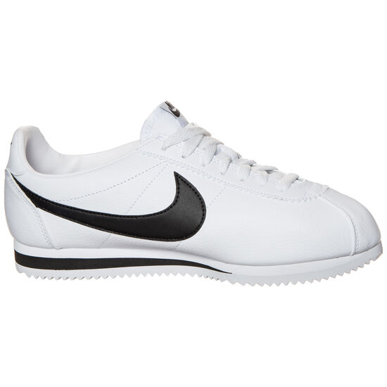 Classic Cortez Leather Sneaker Herren, Weiß, zoom bei OUTFITTER Online