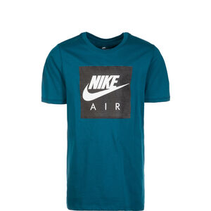 Air Logo T-Shirt Kinder, blau / weiß, zoom bei OUTFITTER Online