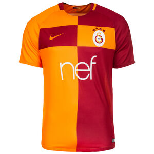 Galatasaray Istanbul Stadium Trikot Home 2017/2018 Herren, Rot, zoom bei OUTFITTER Online