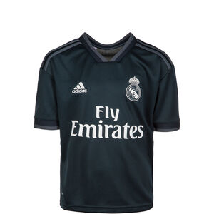Real Madrid Trikot Away 2018/2019 Kinder, Schwarz, zoom bei OUTFITTER Online
