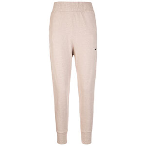 Dry Hi Rise Jogger Traininghose Damen, beige, zoom bei OUTFITTER Online