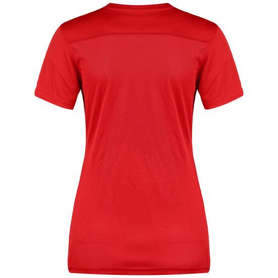 Dry Park VII Fußballtrikot Damen, rot / weiß, zoom bei OUTFITTER Online