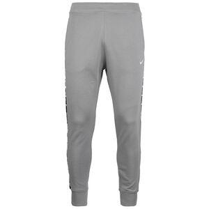 Swoosh Fleece Jogginghose Herren, grau / weiß, zoom bei OUTFITTER Online