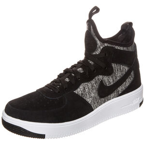 Air Force 1 Ultraforce Mid Premium Sneaker Herren, Schwarz, zoom bei OUTFITTER Online
