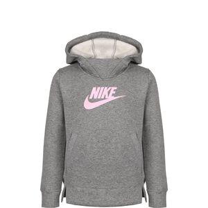 Sportswear Hoodie Kinder, grau / rosa, zoom bei OUTFITTER Online
