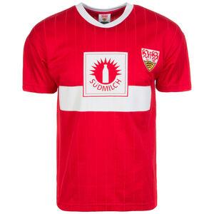 VfB Stuttgart Trikot Away 1990 Herren, Rot, zoom bei OUTFITTER Online