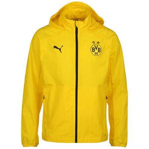 Borussia Dortmund Regenjacke Herren, gelb / schwarz, zoom bei OUTFITTER Online