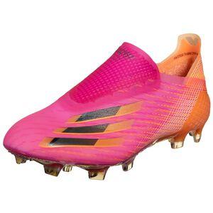 X Ghosted+ FG Fußballschuh Herren, pink / orange, zoom bei OUTFITTER Online
