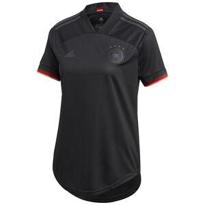 DFB Trikot Away EM 2021 Damen, schwarz / rot, zoom bei OUTFITTER Online