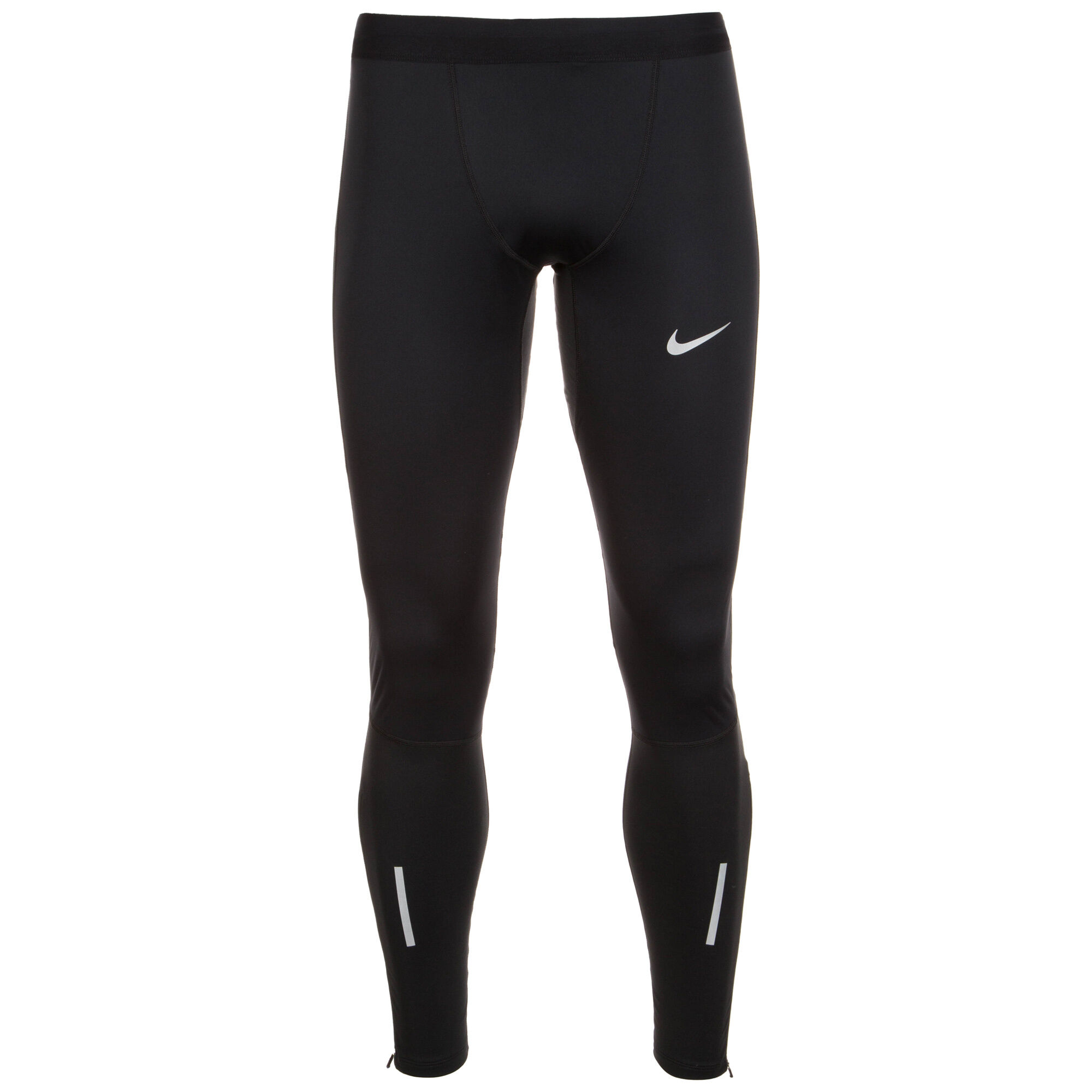 ... Shield Tech Lauftight Herren, Schwarz, zoom bei OUTFITTER Online ...