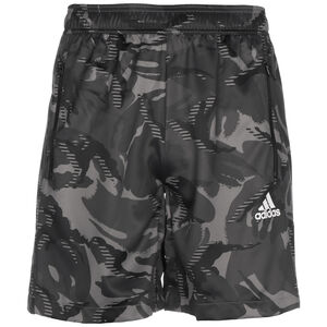 Camo Shorts Herren, grau / dunkelgrau, zoom bei OUTFITTER Online