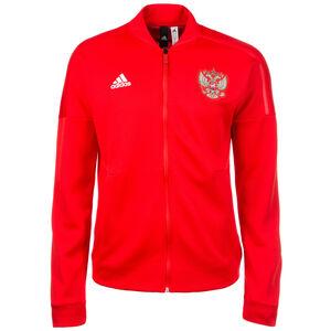 RFU Russland Anthem Z.N.E. Jacke WM 2018 Herren, Rot, zoom bei OUTFITTER Online