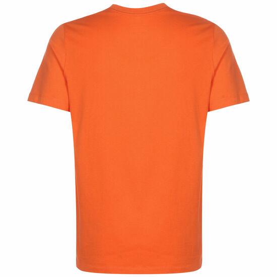 Club T-Shirt Herren, orange / weiß, zoom bei OUTFITTER Online