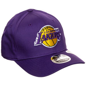 9FIFTY NBA Los Angeles Lakers Team Stretch Cap, lila / gelb, zoom bei OUTFITTER Online