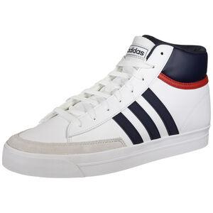 Retrovulc Mid Sneaker, weiß / dunkelblau, zoom bei OUTFITTER Online