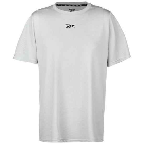 Workout Ready Melange Trainingsshirt Herren, hellgrau, zoom bei OUTFITTER Online