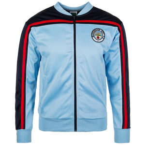 Manchester City 1982 Trainingsjacke Herren, Blau, zoom bei OUTFITTER Online