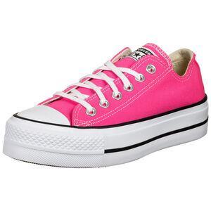 Chuck Taylor All Star Platform OX Sneaker Damen, pink / weiß, zoom bei OUTFITTER Online