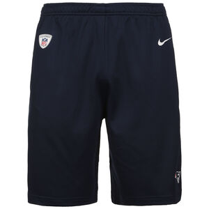 NFL Coach New England Patriots Shorts Herren, dunkelblau / rot, zoom bei OUTFITTER Online