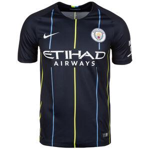Manchester City Trikot Away Stadium 2018/2019 Herren, Blau, zoom bei OUTFITTER Online