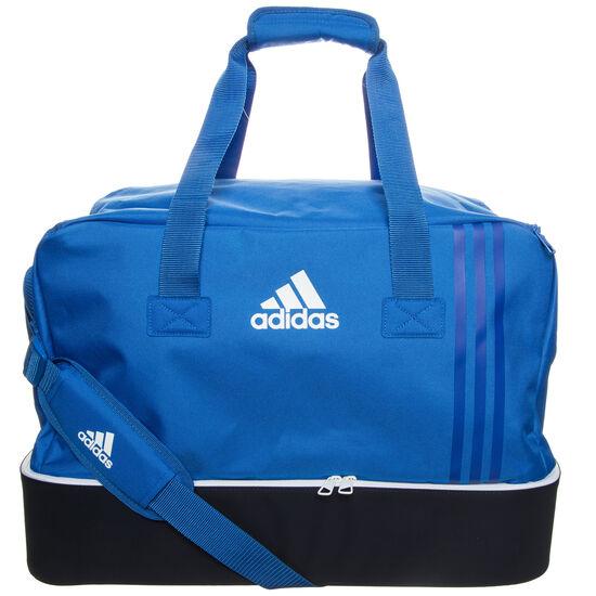 Tiro Teambag Bottom Compartment Large Fußballtasche, blau / dunkelblau, zoom bei OUTFITTER Online