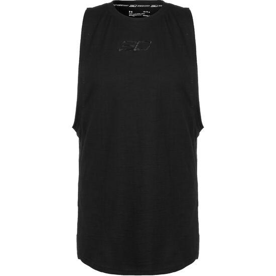 SC30 Basketballtank Herren, schwarz / weiß, zoom bei OUTFITTER Online