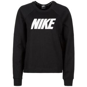 Advance 15 Crew Sweatshirt Damen, schwarz / weiß, zoom bei OUTFITTER Online