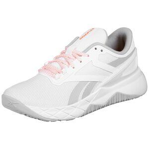 Nanoflex Trainingsschuh Damen, weiß / rosa, zoom bei OUTFITTER Online