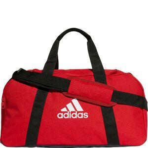 Tiro Duffel Small Fußballtasche, rot / schwarz, zoom bei OUTFITTER Online
