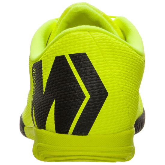 Mercurial VaporX XII Academy Indoor Fußballschuh Herren, neongelb / schwarz, zoom bei OUTFITTER Online