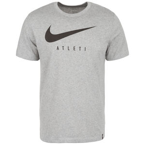 Atletico Madrid Dry Ground T-Shirt Herren, grau, zoom bei OUTFITTER Online