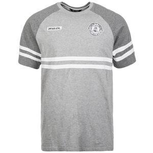DMWU T-Shirt Herren, grau / dunkelgrau, zoom bei OUTFITTER Online