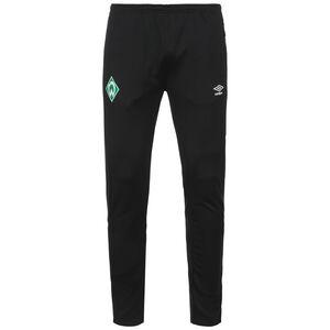 SV Werder Bremen Präsentationshose Herren, schwarz / grün, zoom bei OUTFITTER Online
