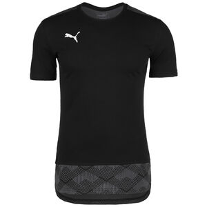 teamFinal 21 Casuals T-Shirt Herren, schwarz, zoom bei OUTFITTER Online