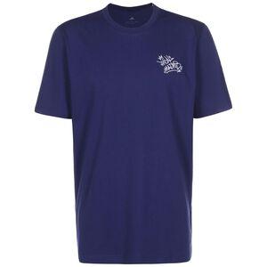 Real Madrid STR T-Shirt Herren, blau / weiß, zoom bei OUTFITTER Online
