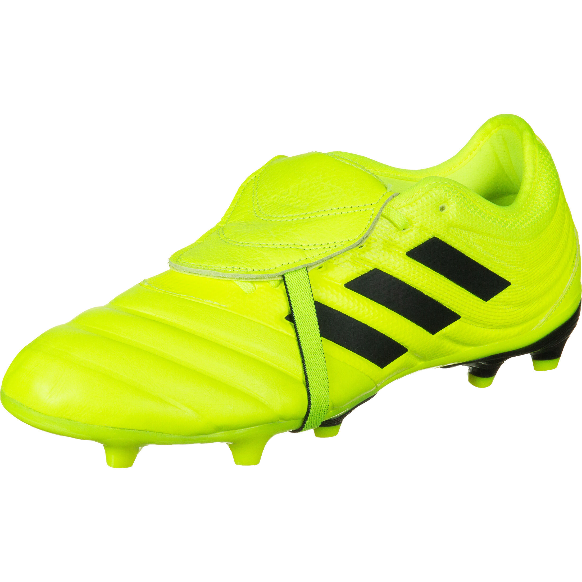 adidas Copa 19.1 FG Fussballschuh schwarzrot   soccercity